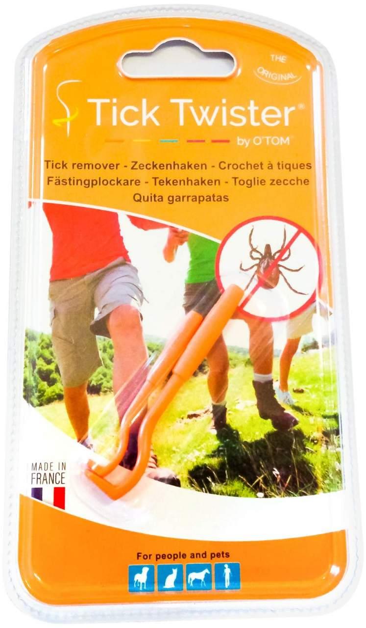 Zeckenhaken O Tom-Tick Twister 2 Stück