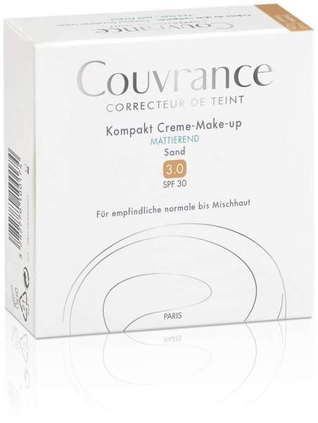 Avene Couvrance Kompakt 10 g Creme Make up 03 S...