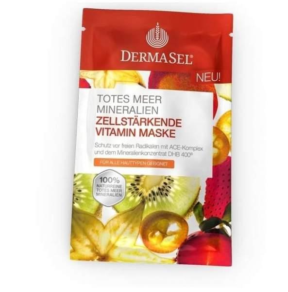 Dermasel Maske Vitamin 12 ml