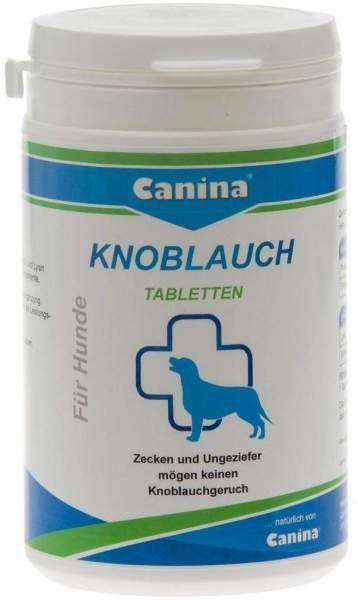 Canina Knoblauch Tabletten für Hunde 45 Tabletten