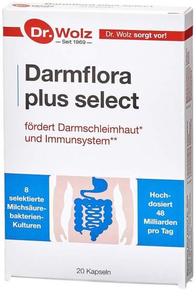Darmflora Plus Select 20 Kapseln