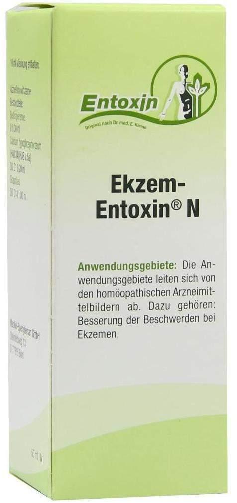 Ekzem Entoxin N 50 ml Tropfen