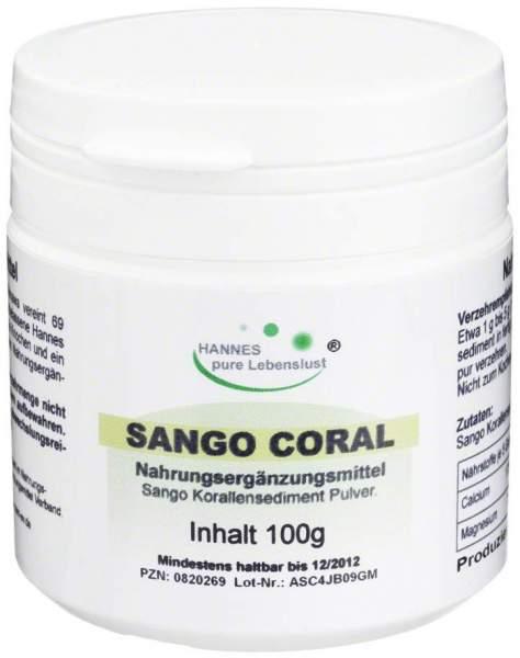 Sango Coral 100 g Pulver