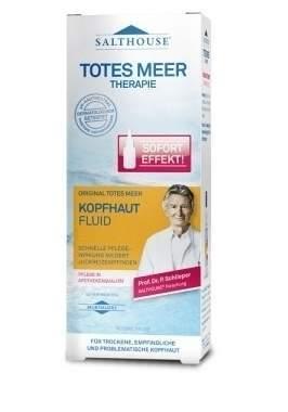 Salthouse Totes Meer Therapie Kopfhaut 60 ml Fluid