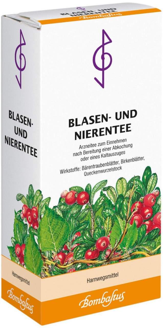 Bombastus Blasen- und Nierentee 75 g Tee