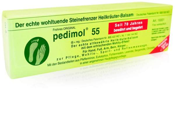 Pedimol 50 ml Balsam