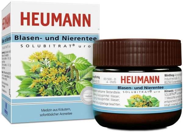 Heumann Blasen und Nierentee Solubritat uro 30 ...