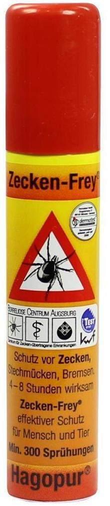 Zecken Frey Spruehflasche - 25 ml Sprühflasche