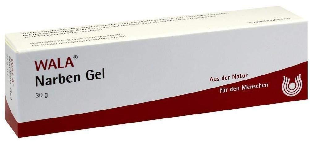 Wala Narben Gel 30 g - 30 g Gel