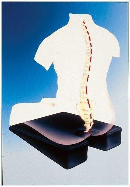 Orthopädisches Keilkissen