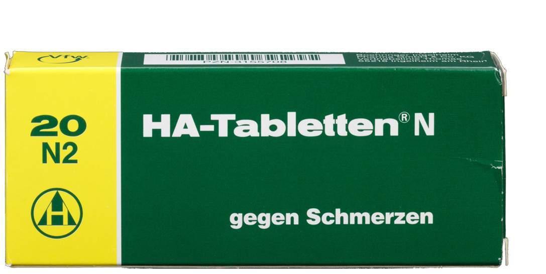 HA Tabletten N 20 Tabletten