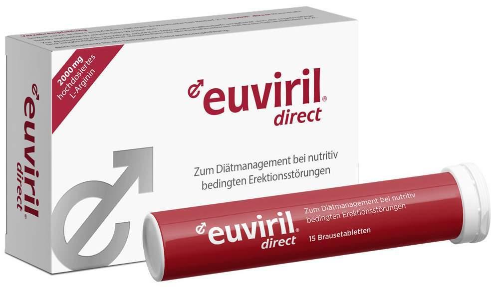 Euviril Direct 2 x 15 Brausetabletten