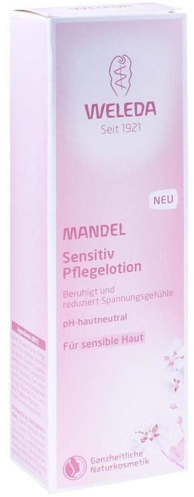 Weleda Mandel Sensitiv 200 ml Pflegelotion