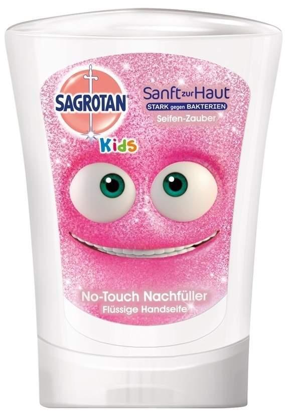 Sagrotan Kids No-Touch Nachfüller Seifenzauber ...