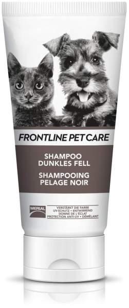 Frontline Pet Care Shampoo für dunkles Fell vet...