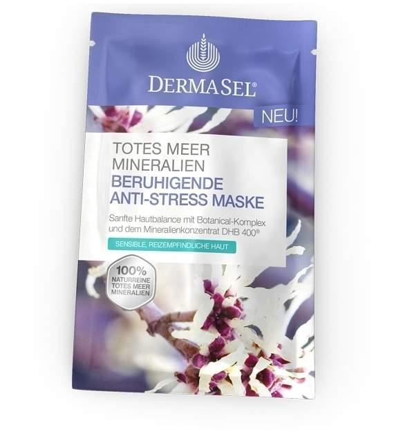 Dermasel Maske 12 ml Anti Stress Maske