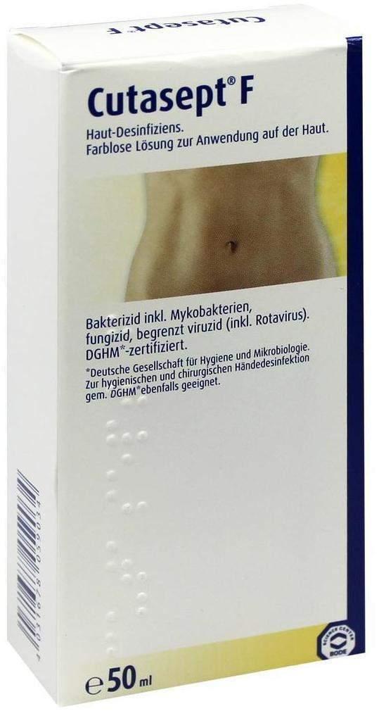 Cutasept F 50 ml Lösung