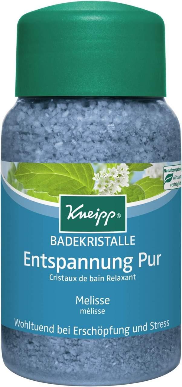 Kneipp Badekristalle Entspannung Pur 500 g