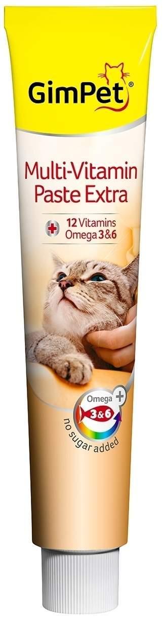 Gimpet Multi Vitamin Extra 50 g Paste Vet für K...
