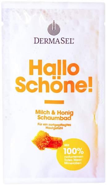 Dermasel Totes Meer Schaumbad Hallo Schöne 40 m...