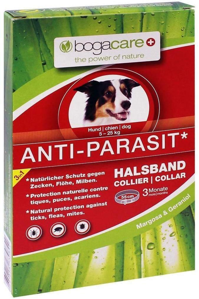 Bogacare Anti Parasit 1 Halsband Hund klein