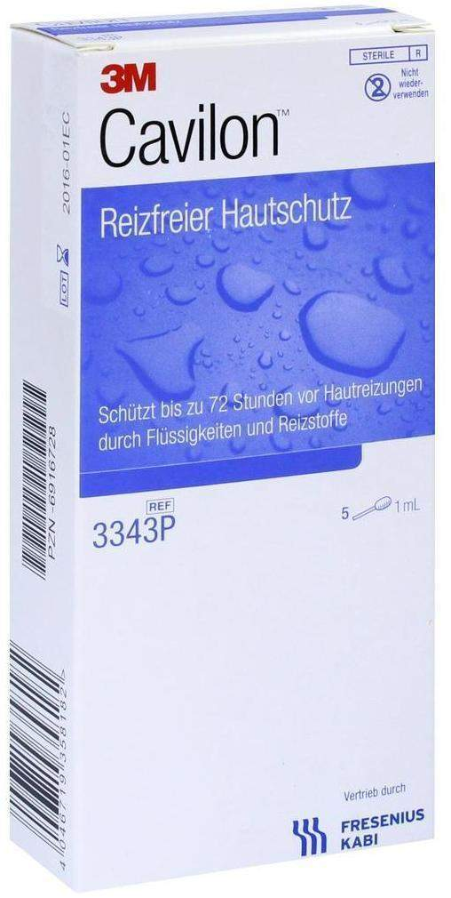Cavilon Reizfreier Hautschutz Fk 1ml Applikator
