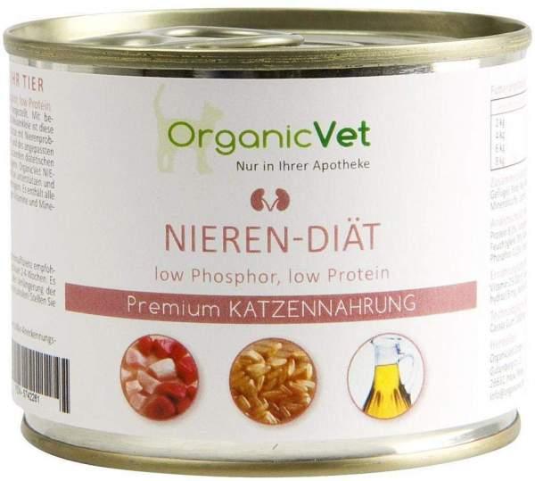 Dosennahrung Katze Nieren Diät 200 g