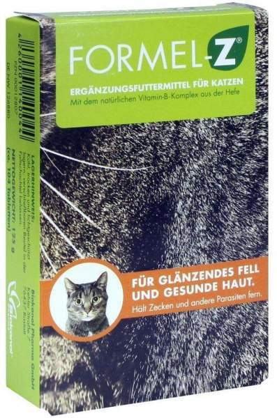 Formel Z für Katzen 125 g