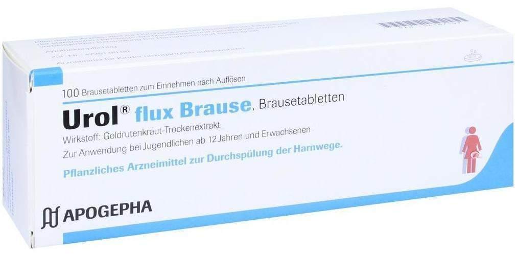 Urol Flux 100 Brausetabletten