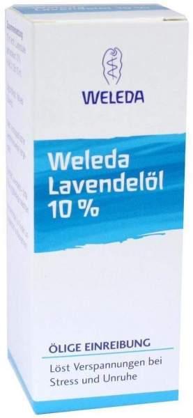Weleda Lavendelöl 10 % 50 ml