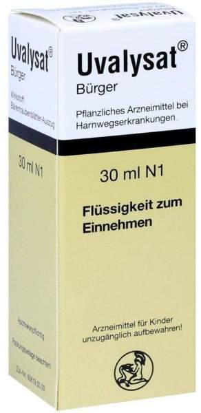 Uvalysat Bürger 30 ml Tropfen