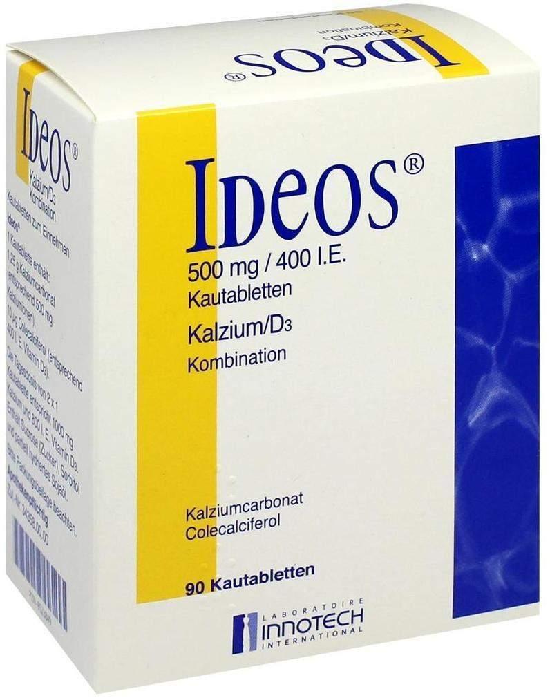 Ideos 90 Kautabletten