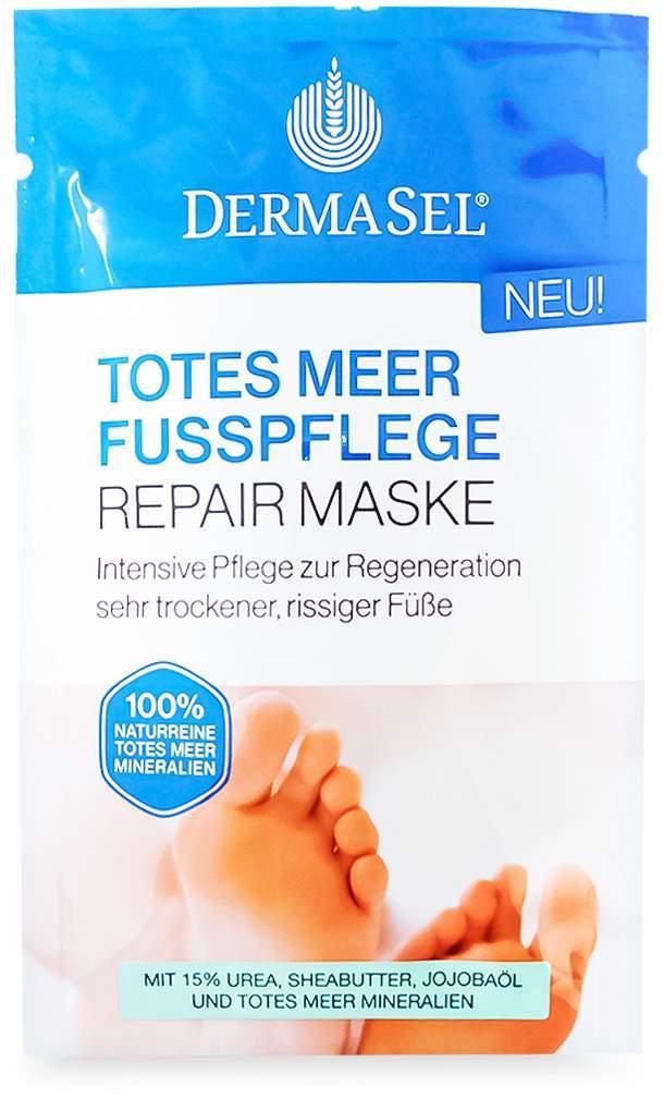Dermasel Fußpflege 12 ml Maske