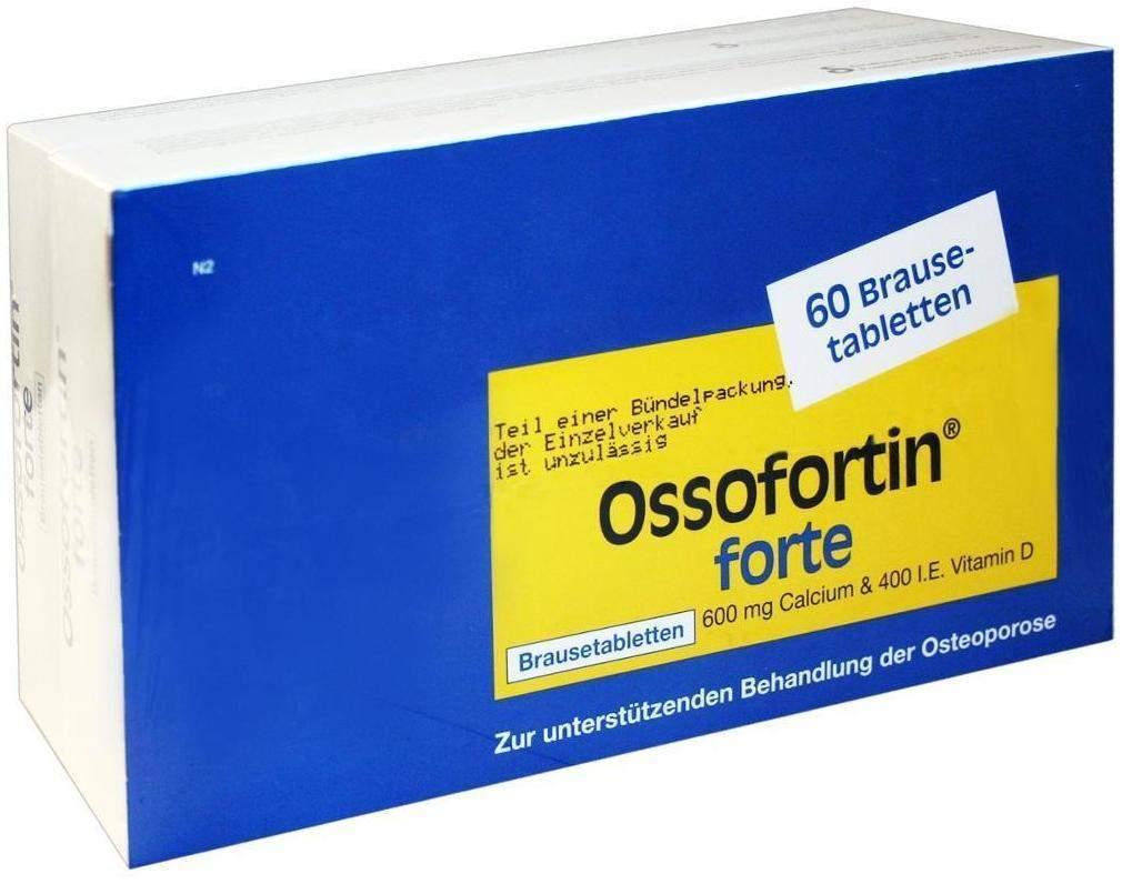 Ossofortin forte 60 Brausetabletten