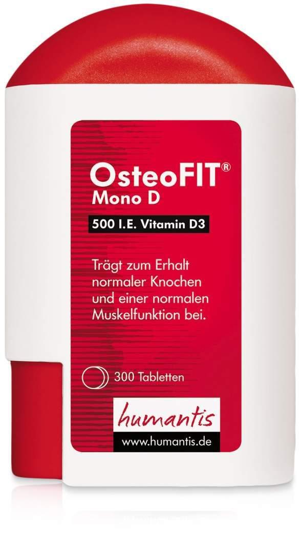 Osteofit Mono D 300 Tabletten