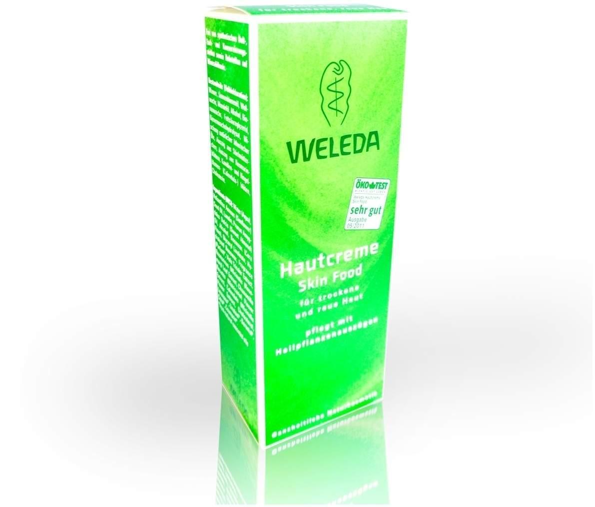 Weleda Skin Food 75 ml Hautcreme