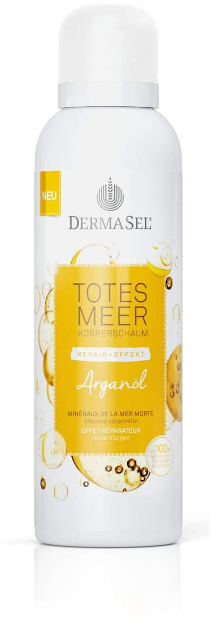 DermaSel Totes Meer Arganöl 200 ml Körperschaum