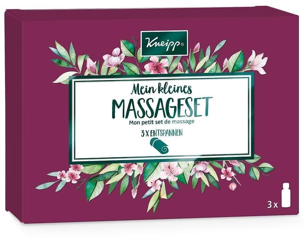 Kneipp Geschenkpackung Mein kleines Massageset 3 x 20 ml