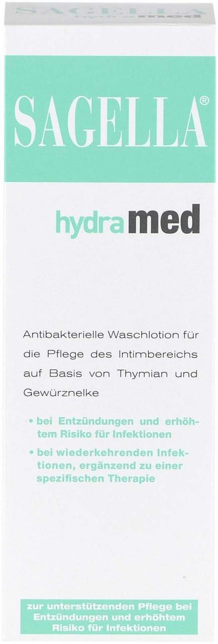 Sagella Hydramed Intimwaschlotion 250 ml