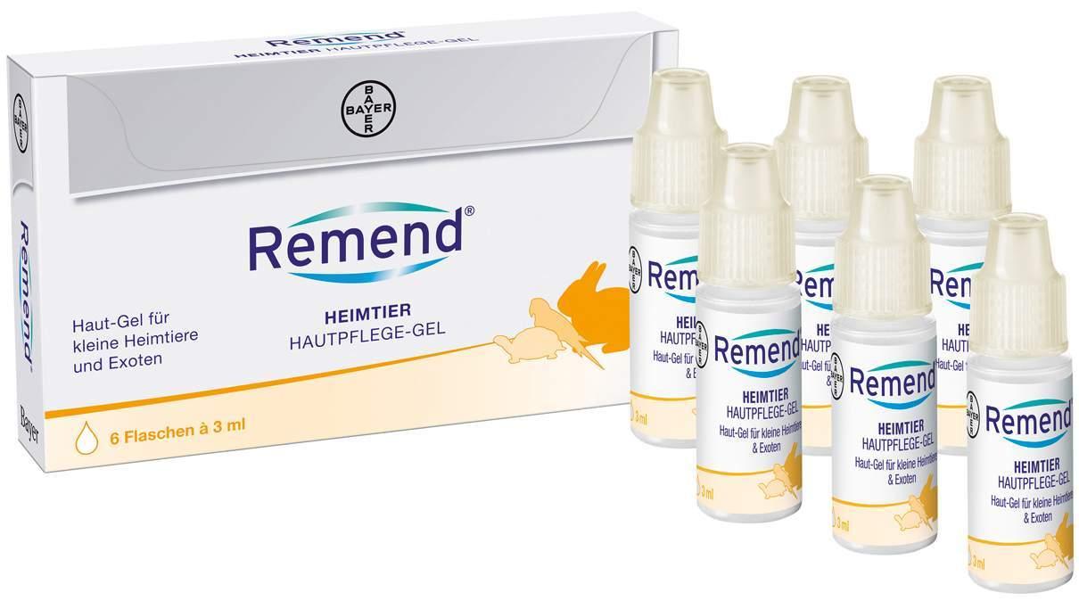 Remend Heimtier Hautpflege-Gel vet.
