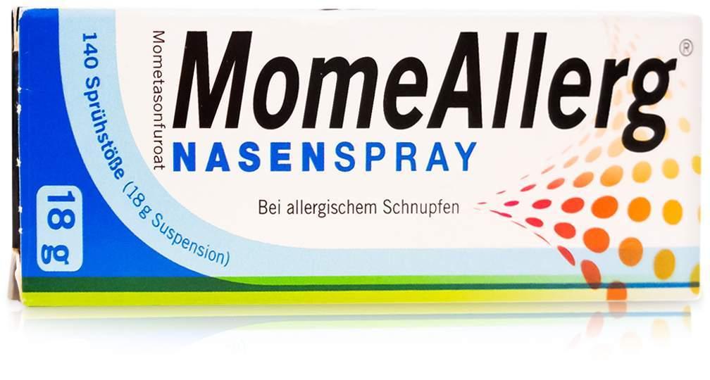 Momeallerg Nasenspray 140 Sprühstöße 18 g Nasenspray