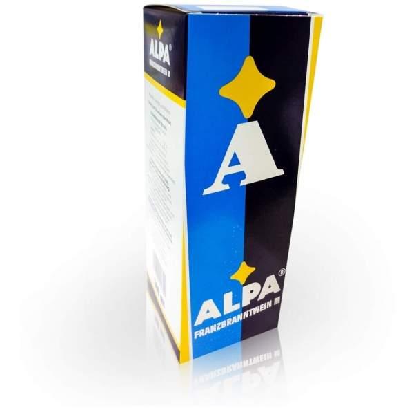 ALPA-WERK e.K. Alpa Franzbranntwein 500 ml Lösung - 500 ml Lösung