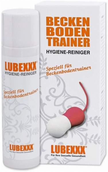 LUBEXXX Beckenbodentrainer-Hygiene-Reiniger