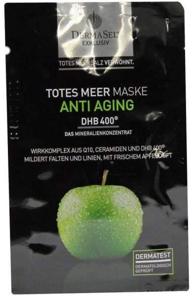 DermaSel Maske Antifalten 12 ml Gesichtsmaske