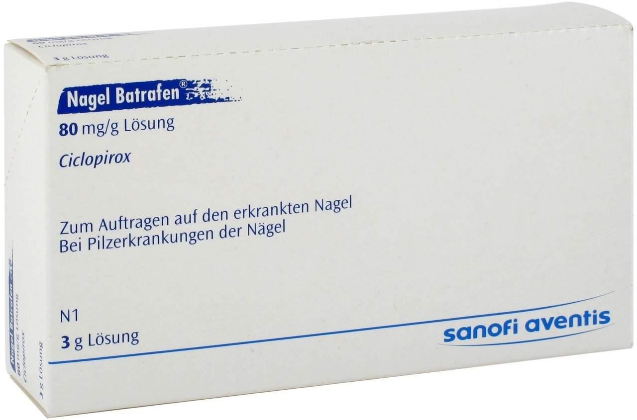 Nagel Batrafen 3 g Lösung