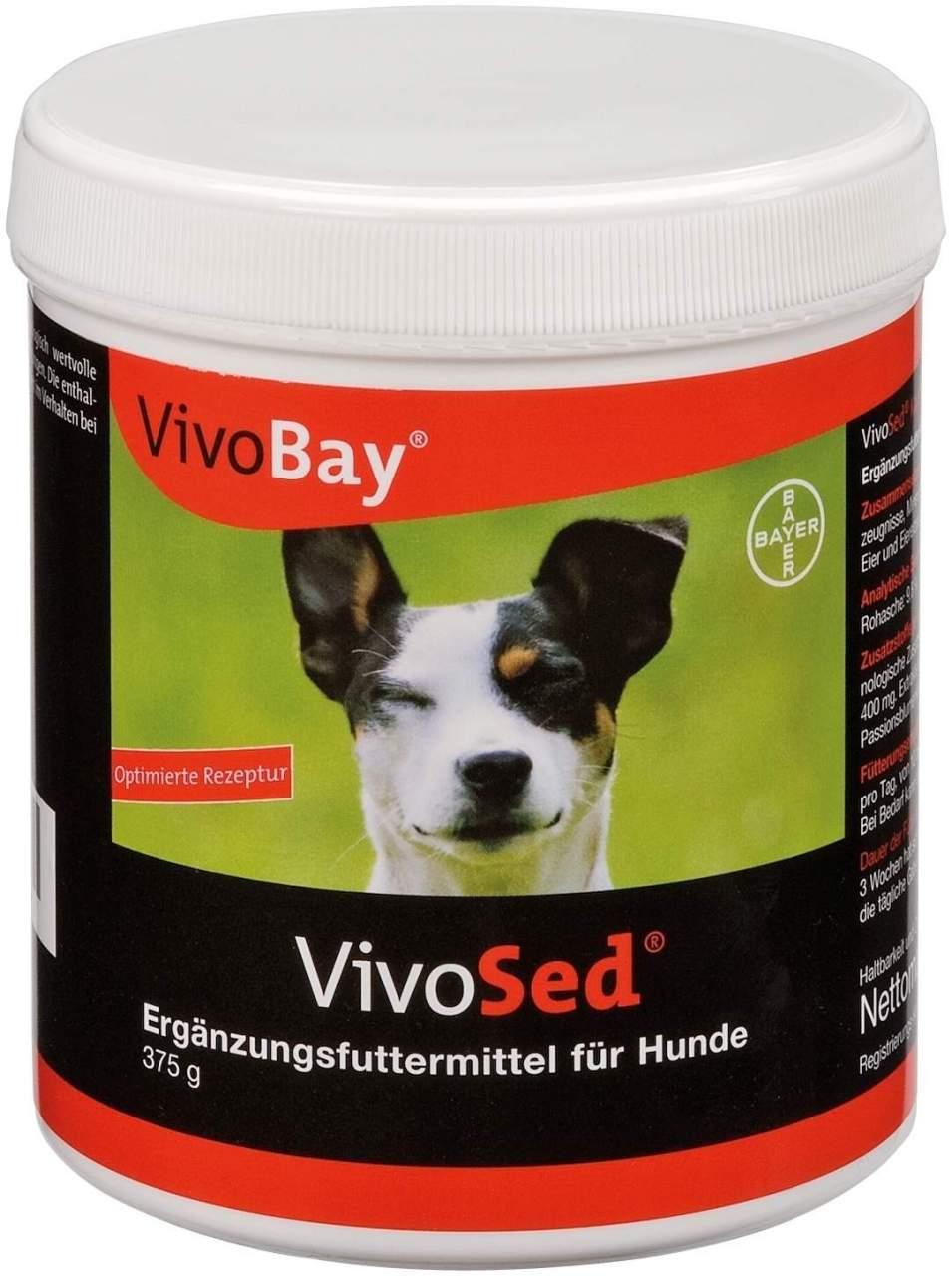 Vivobay Vivosed für Hunde Tabletten 150 Tabletten