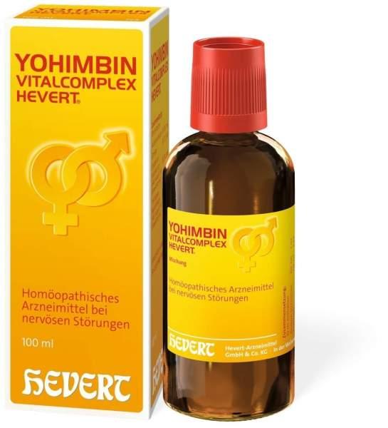 Yohimbin Vitalkomplex 100 ml
