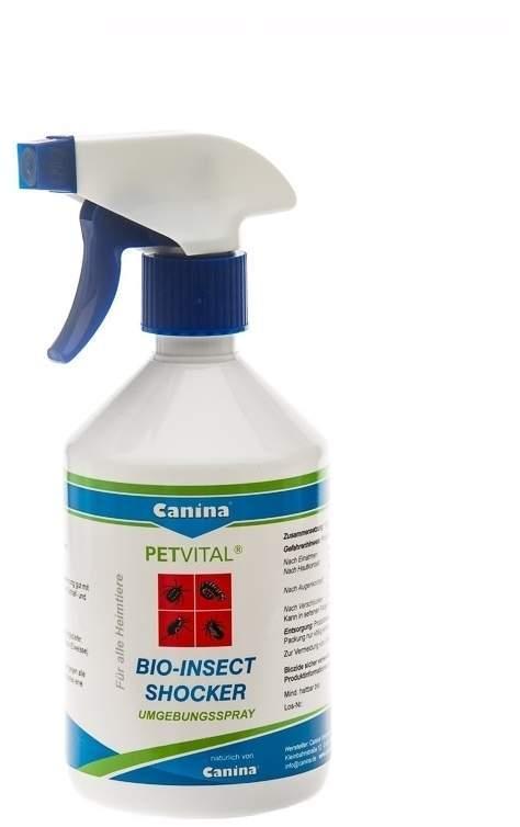 Petvital Bio-Insekten-Schocker Spray vet. 500 m...