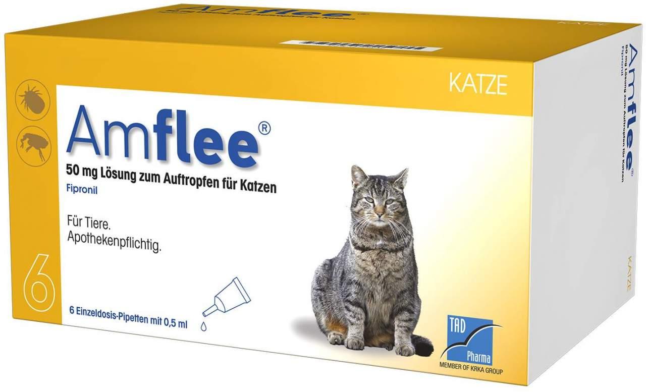 Amflee 50 mg Spot on Lösung zum Auftropfen für ...