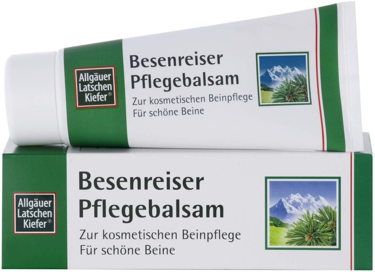 Allgäuer Latschenkiefer Besenreiser 100ml - 100 ml Balsam